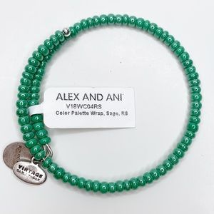 Alex and Ani | Color Palette Wrap Sage